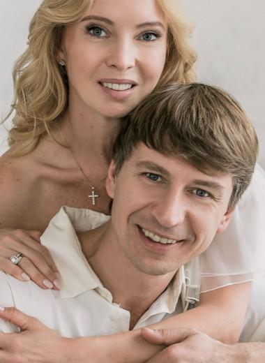 Татьяна Тотьмянина и Алексей Ягудин: