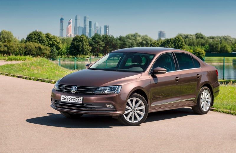 Volkswagen Jetta: скорость потока