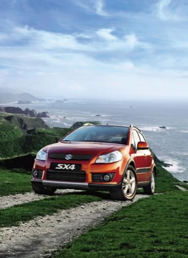 Suzuki SX4: вспоминая добром