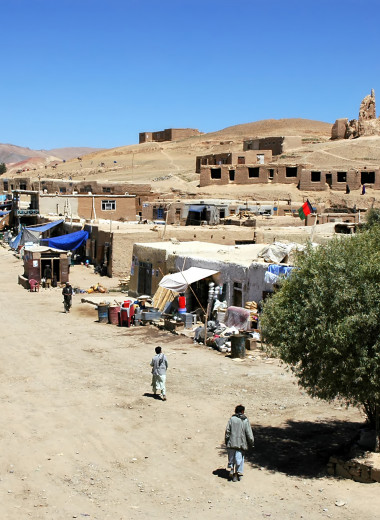 Возможен ли коллективный «план Маршалла» для Афганистана?