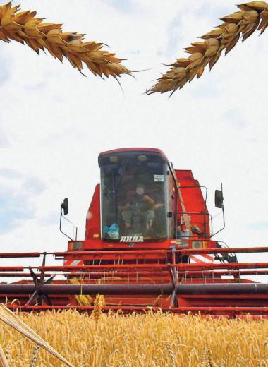Американцы встряхнули зерно