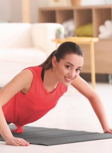 Предновогодний фитнес-экспресс