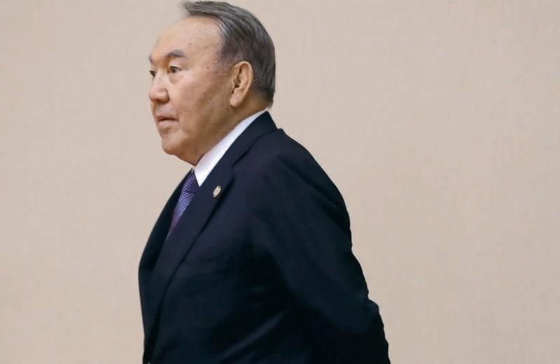 Новый курс Назарбаева