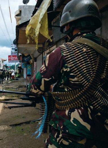 Азиатские брызги терроризма