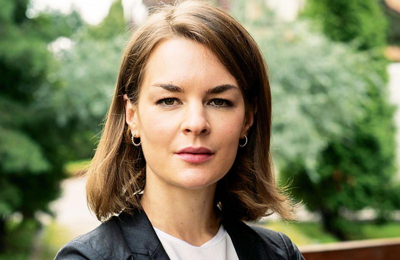 Дарья Урсуляк: «Я мама с гиперопекой»