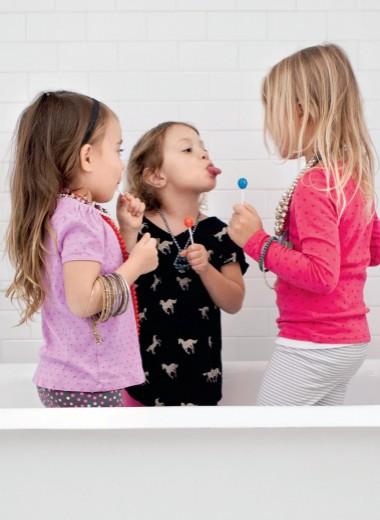 Маленькие детки и их конфликты