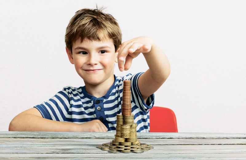 Деньги из детства