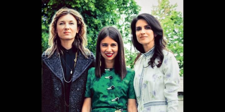 Кинопоказ Vogue и Dior