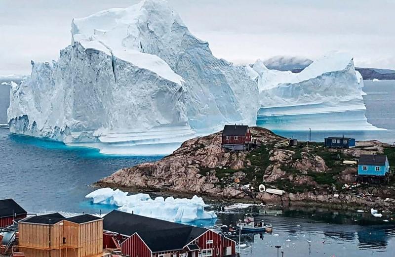 Почем Гренландия?