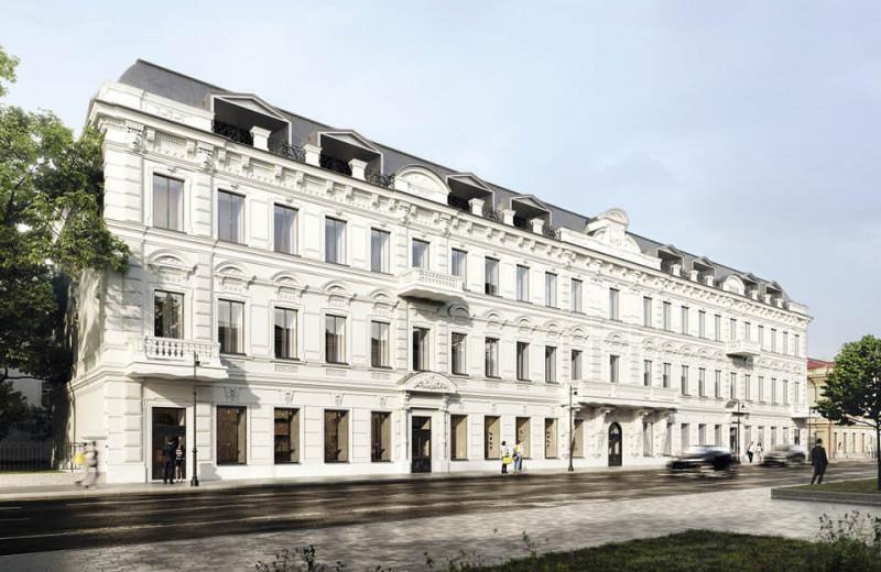 10 лучших новых домов Москвы и Петербурга