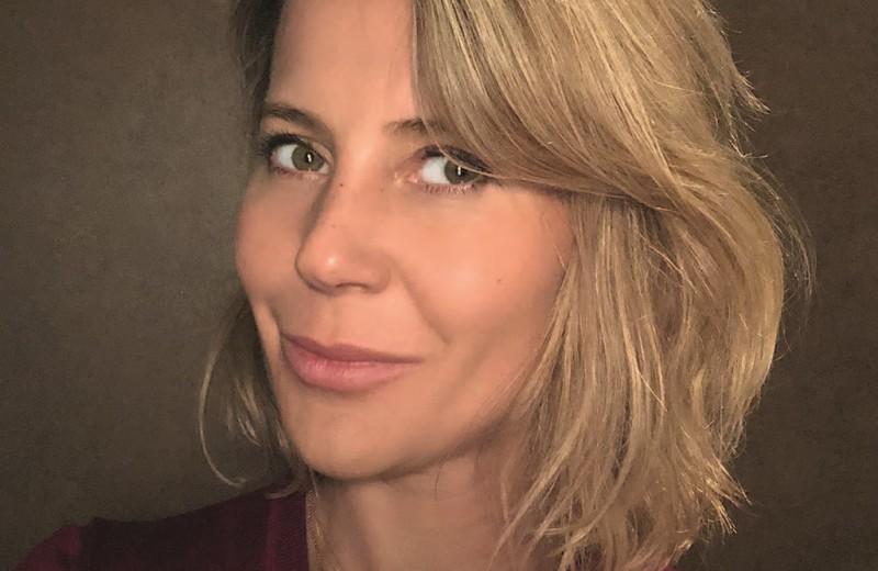 Я и мое селфи: Катя Комолова