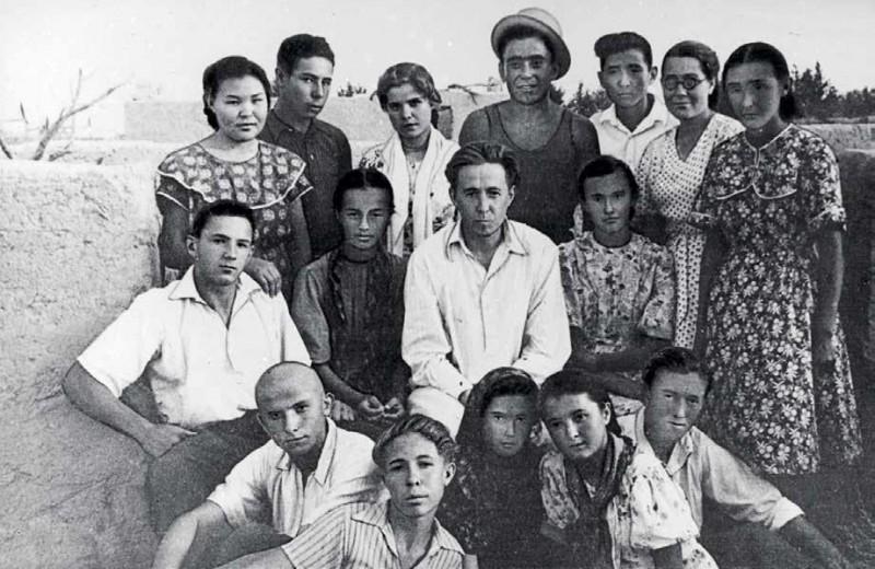 Фотограф Солженицын