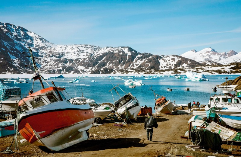 Гренландская развилка