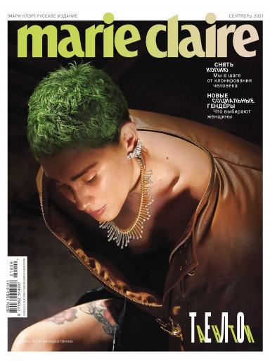 Marie Claire №64 сентябрь