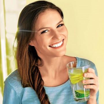 Лимонаддля талии
