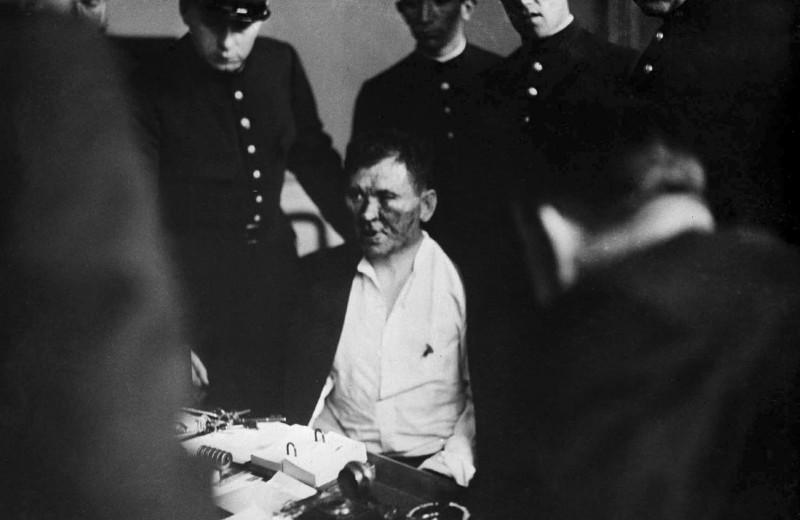 Павел Горгулов, убийца президента Франции Поля Думера