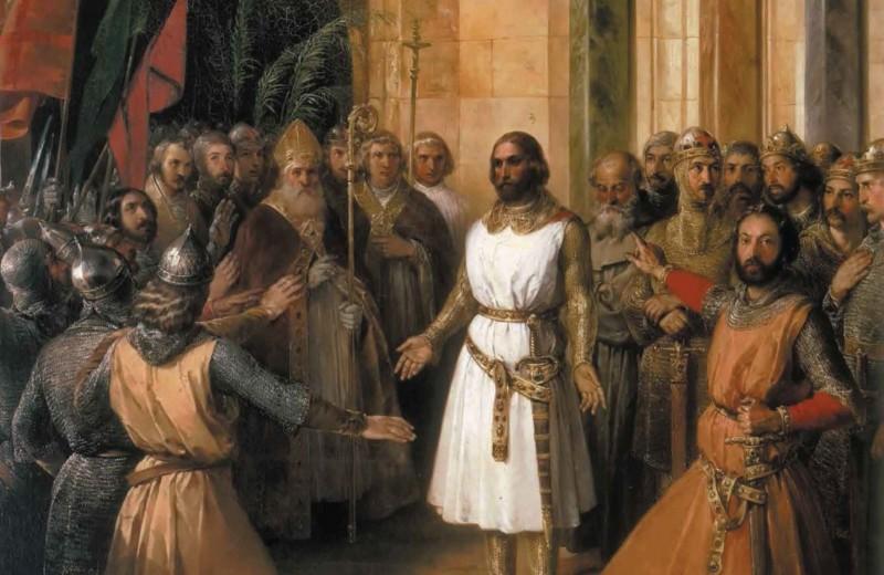 Король, отказавшийся от короны