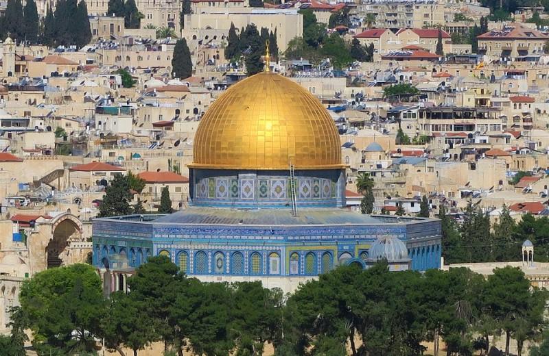 Иерусалим — наш!