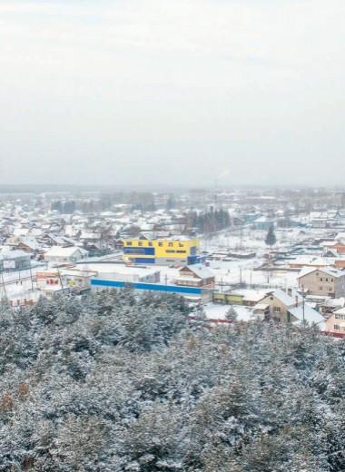 В активном «Поиске»: чудо в Лесосибирске