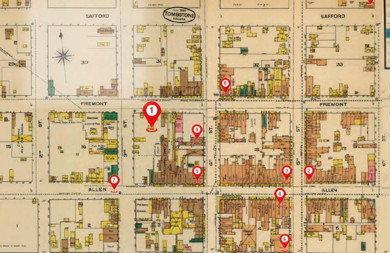 26 октября 1881 года Тумстон, Аризона