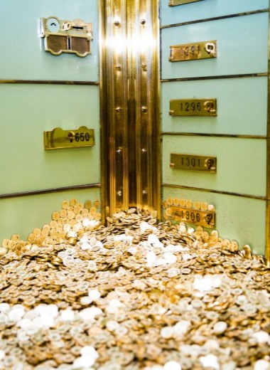 Банки завалило деньгами