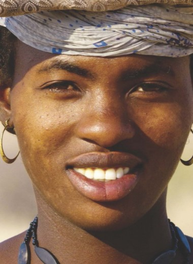 Намибия: Взять за рога