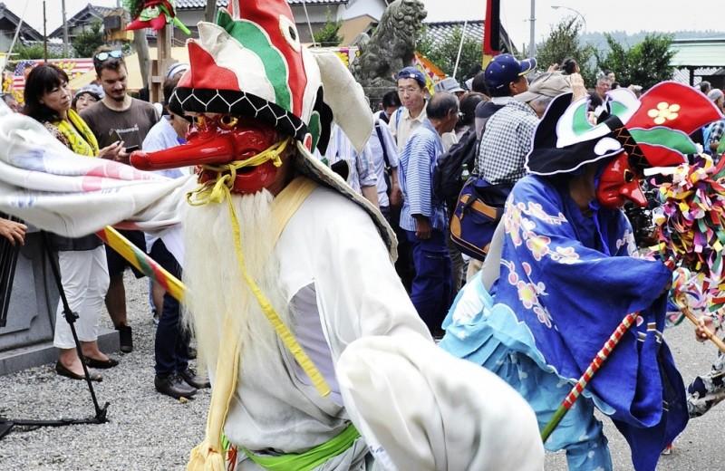 Япония: Окума Кабуто
