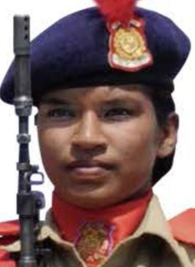 Индия: Женский порядок