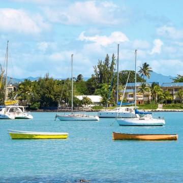 Райский остров Маврикий