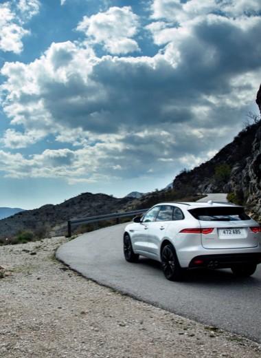 Кроссоверы Jaguar. В погоне за новациями не теряйте уважения к традициям