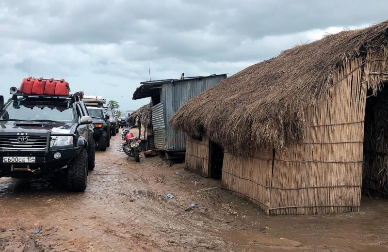 Кругосветное путешествие Алексея Камерзанова. Мозамбик