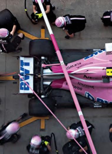 """""""Формула-1"""": Гонять, чтобы выживать"""