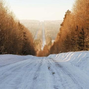 Дорога на самый верх