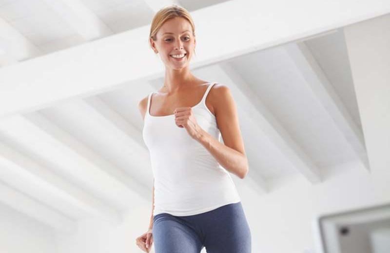 Как заниматься спортом весной, чтобы похудеть к лету?