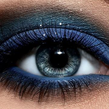 Рисуем«кошачий глаз»