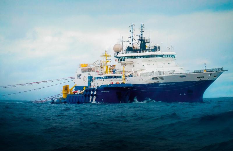 Один день с Нептуном