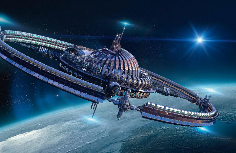 Граждане свободного космоса