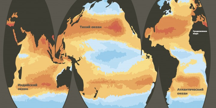 Пластмассовая обертка Земли