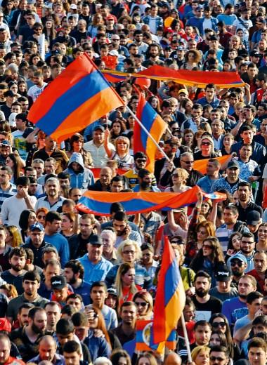 Армянские узоры