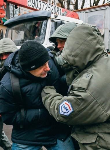 Чисто московский протест