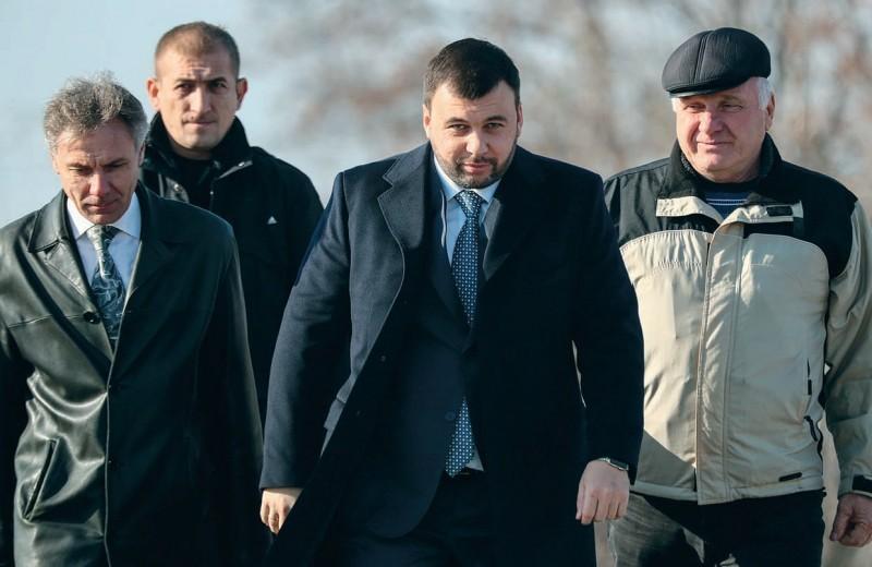 Новый глава ДНР без пиара