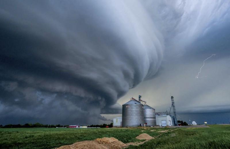В эпицентр шторма