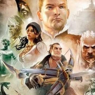 Комиксы | Dragon Age. Библиотечное издание. Том 1