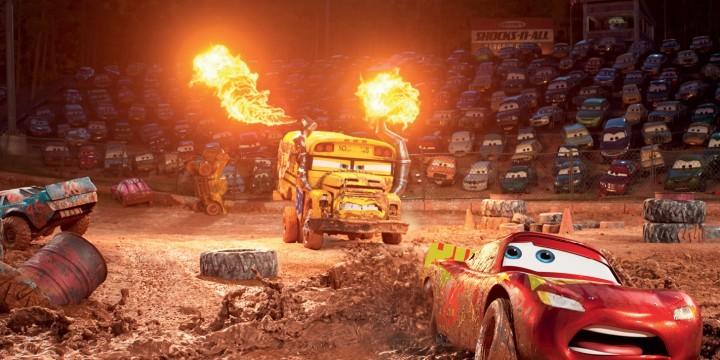 Pixar и NASCAR