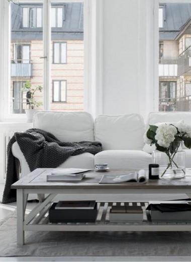 Квартира изинстаграма вСтокгольме