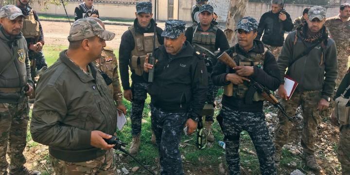 Иракский исход