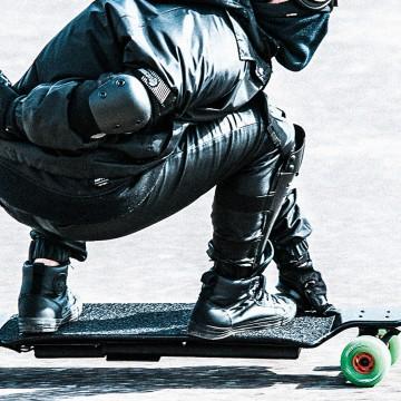 Электрические скейтборды как самый компактный городской транспорт
