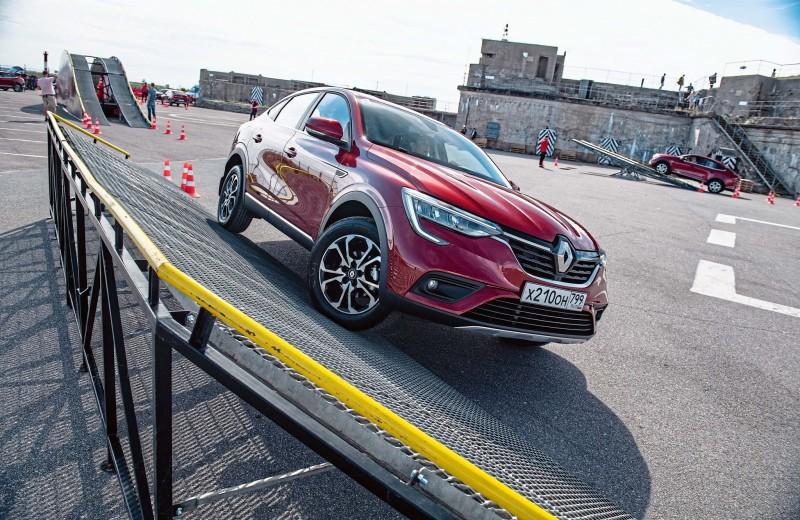 Renault Arkana.Ввоенкомате не ждут