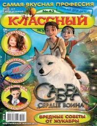 Классный журнал №43