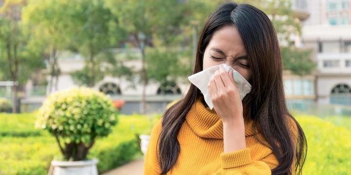 Весенняя аллергия: как облегчить состояние
